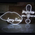 DECORATION BOARD LED NEON LETTERS