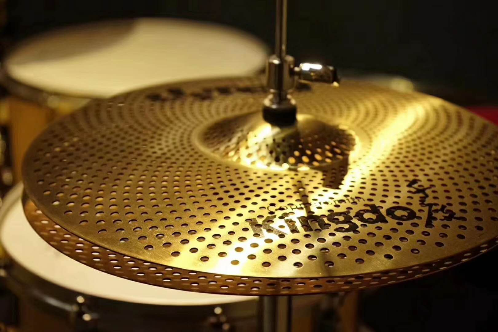 Ti Alloy Cymbals