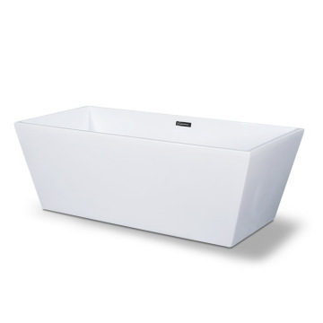 Modern Freestanding Soaking Bathtub