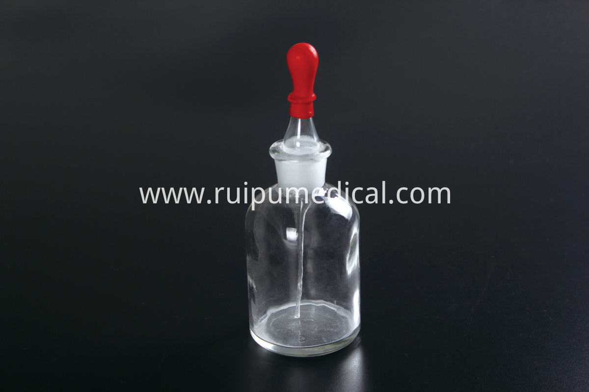 1451 Dropping Bottle with Ground-in Pipette and Latex Rubber Nipple (1)