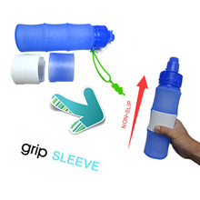 Amazon Hot Products Silicone Travel Bottle