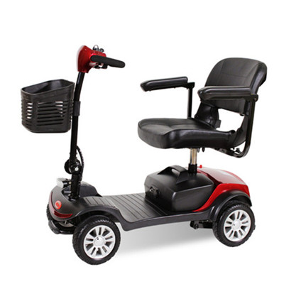 Luxury electric lightweight scooter (2)