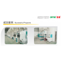 Transparent Plastic Particles Separating Machine/ Color Sorter Machine