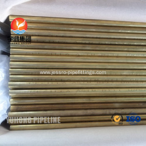 Renewable Design for  Copper Alloy Pipe And Tube C70600 (CuNi 90/10) export to Barbados Exporter