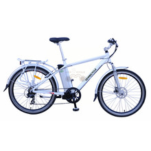 26 Inch Mountain Electric Bike With 36V 250W