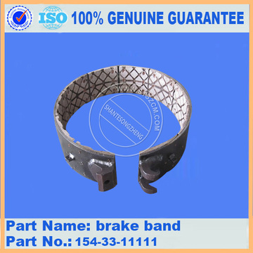 SD22 brake band 154-33-11111 Shantui excavator spare parts