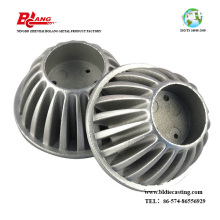Aluminum Casting of LED Lighting