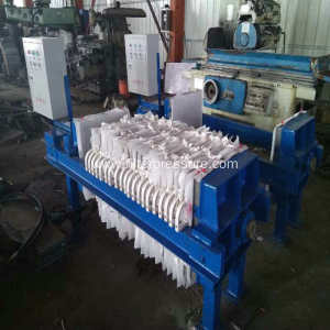 Cast Iron Material Pottery Clay Filter Press Sales