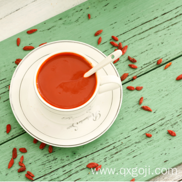 Innovatived Puree Reliable Qualified Goji Juice Concentrate
