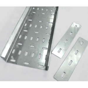 Customized for Tray Type Cable Tray Aluminum Alloy Steel Punching Type Cable Tray export to Tokelau Factories