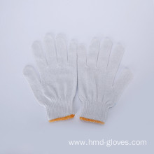 Best safety string knitted cotton work gloves