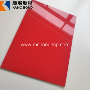 Environmental PE Coated Aluminum Composite Material