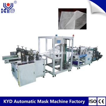 KYD Disposable Non Woven Pillowcase Making Machine