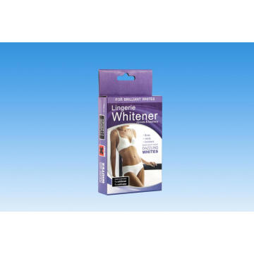 Lingerie Whitener and Stain Remoner