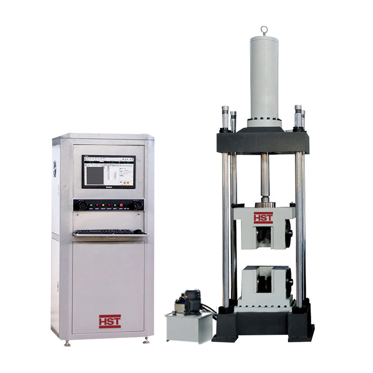 Single Space Stainless Steel Tensile Test Machine
