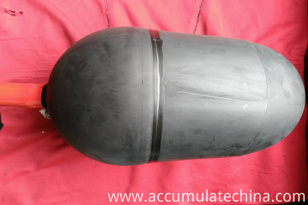 Cold Resistant Hydraulic Accumulator Bladder