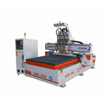 1325 Multi-head tool changer wood cnc router
