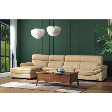Best Quality for Genuine Leather Sofa Cheap Sectional Leather Sofas supply to Italy Exporter