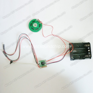 Toy Sound module,toy vocal module,sound chip,voice module for baby carriages