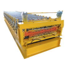 Factory making for Double Layer Roof Roll Forming Machine double deck roll forming machines export to Italy Suppliers