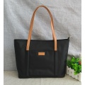 Ladies Nylon Tote Travel Beach Bags with Zipper