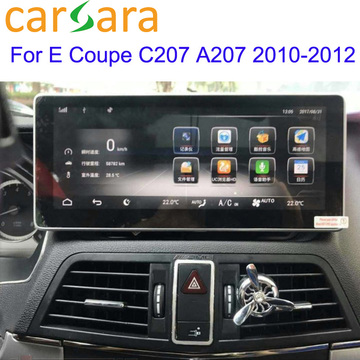 Mercedes E Class Coupe үшін Android Video Integration