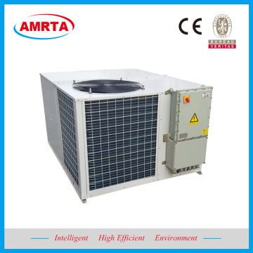 Compact Glycol Water Cooled Industrial Chiller