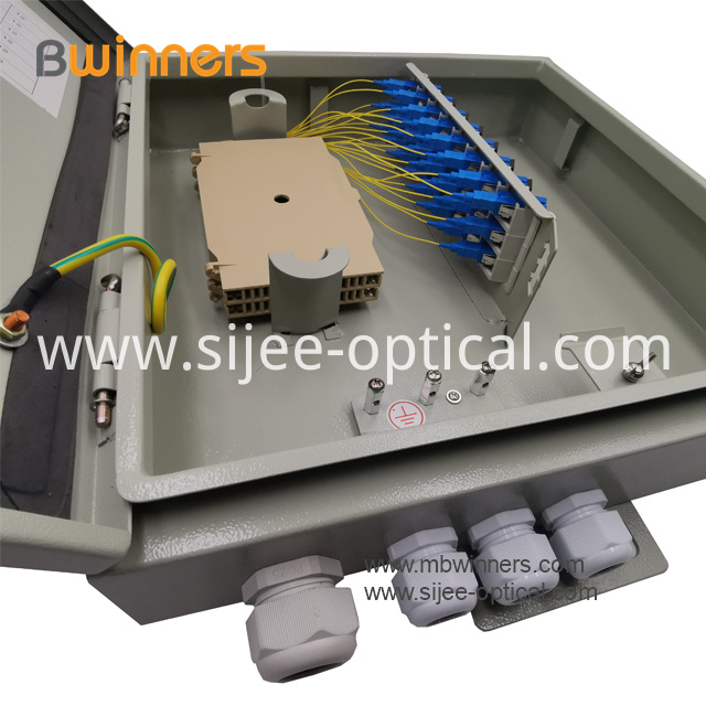 Fiber Optic FTTx Box
