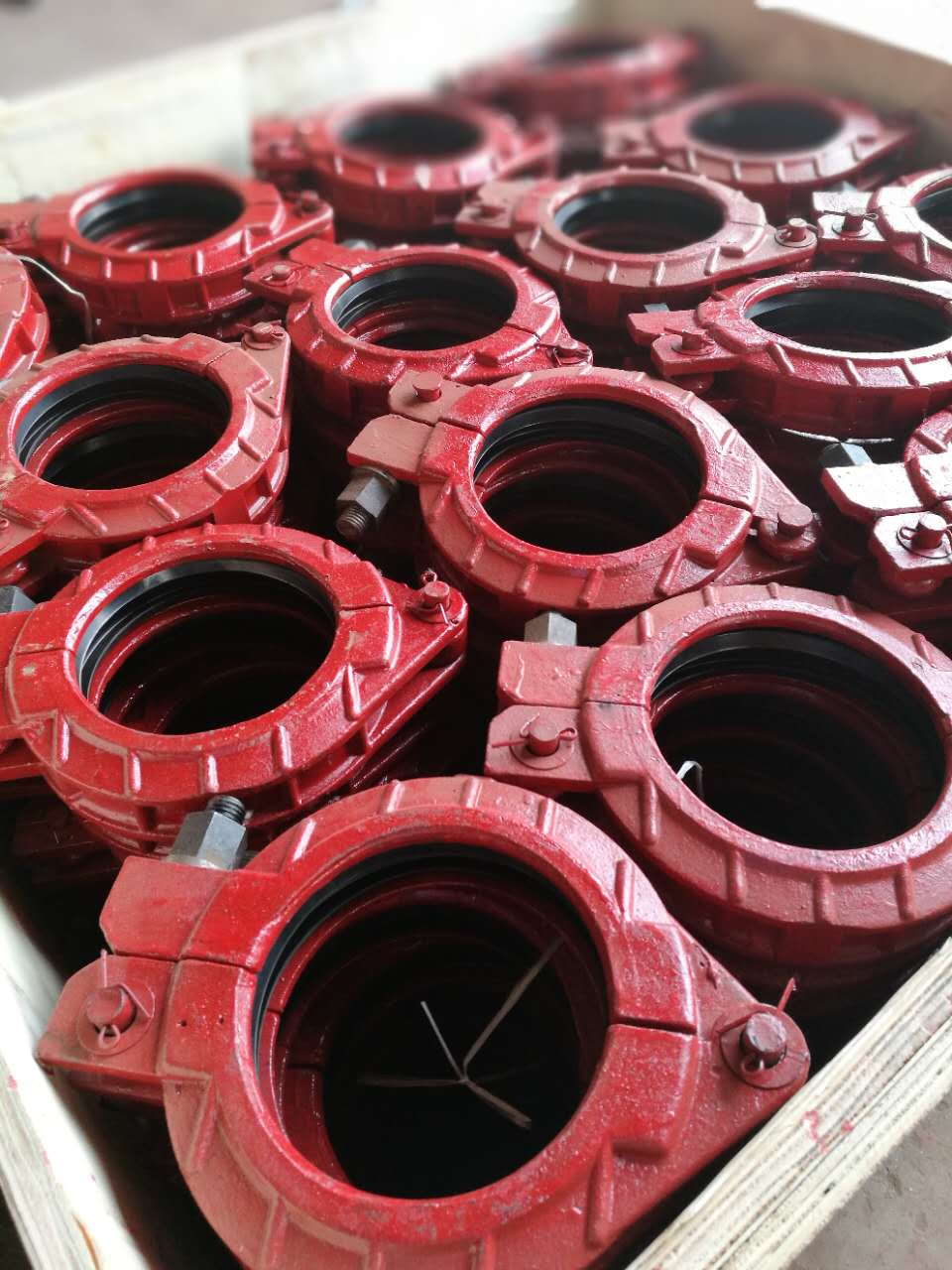 sany clamp coupling