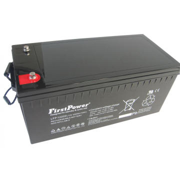fork truck 12V Reserve Deep Cycle Battery 12V200AH