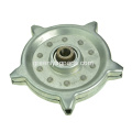6C23R 5 Teeth Sprocket W/6203-2RST Bearing