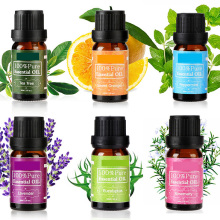 OEM Supply 100% pure Aromatherapy essential oil set