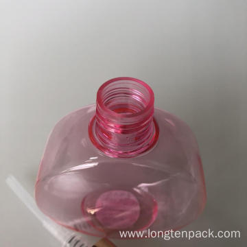 200ml PETG bottle with lotion pump for cream