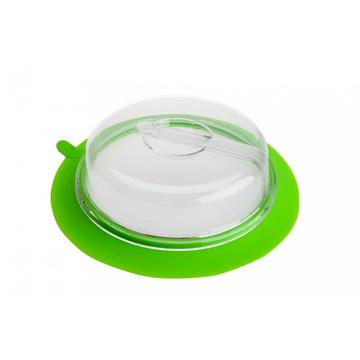 Efficiency Eco-friendly Silicone Plastic Plate Topper