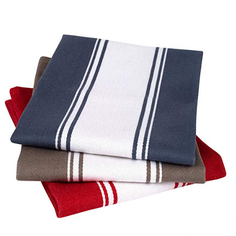 Colorful Vat Dyed Kitchen Towels