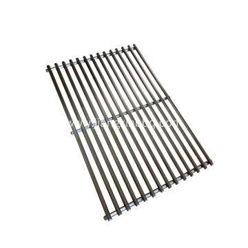 Hexagon Solid Stainless Steel Cooking Grates