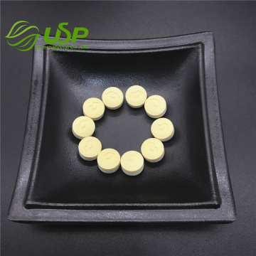 Factory  Wholesale custom cheap fruit flavor  stevia passion fruit mints tablet candy