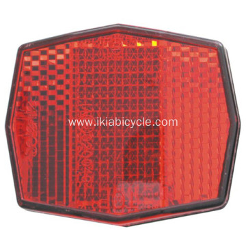 Bicycle Reflector Rear Red Light