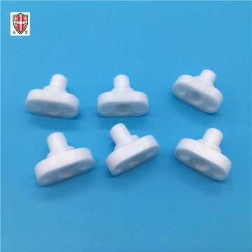isolating zirconia machining ceramic drawer handle tube