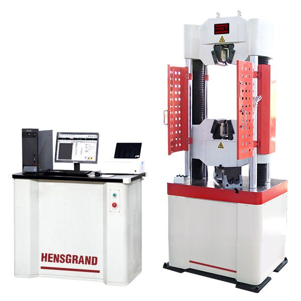 Computer Display Hydraulic Universal Tension Testing Machine