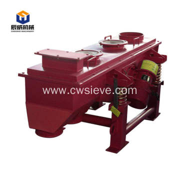 Automatic linear sieving equipment vibrating screen machine