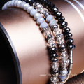 Costume Jewelry Hot Sale Multilayer Seed Bead Bracelet