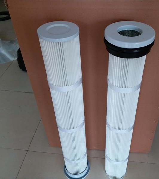 Top Mounted Pulse Pleated  Air filter