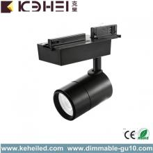 35W LED Track Lights Commercail Lighting 4000K