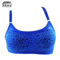 Women Seamless Lace Tank Top Sport Singlet