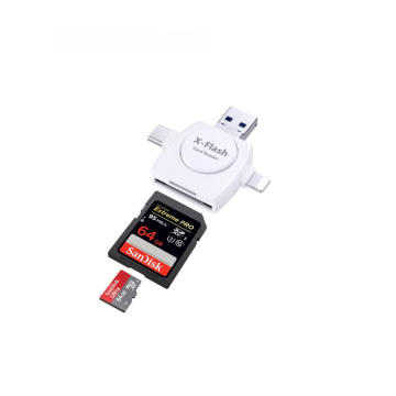 TF/Micro SD Card Reader