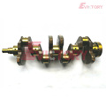 MAZDA engine F2 bearing crankshaft con rod conrod