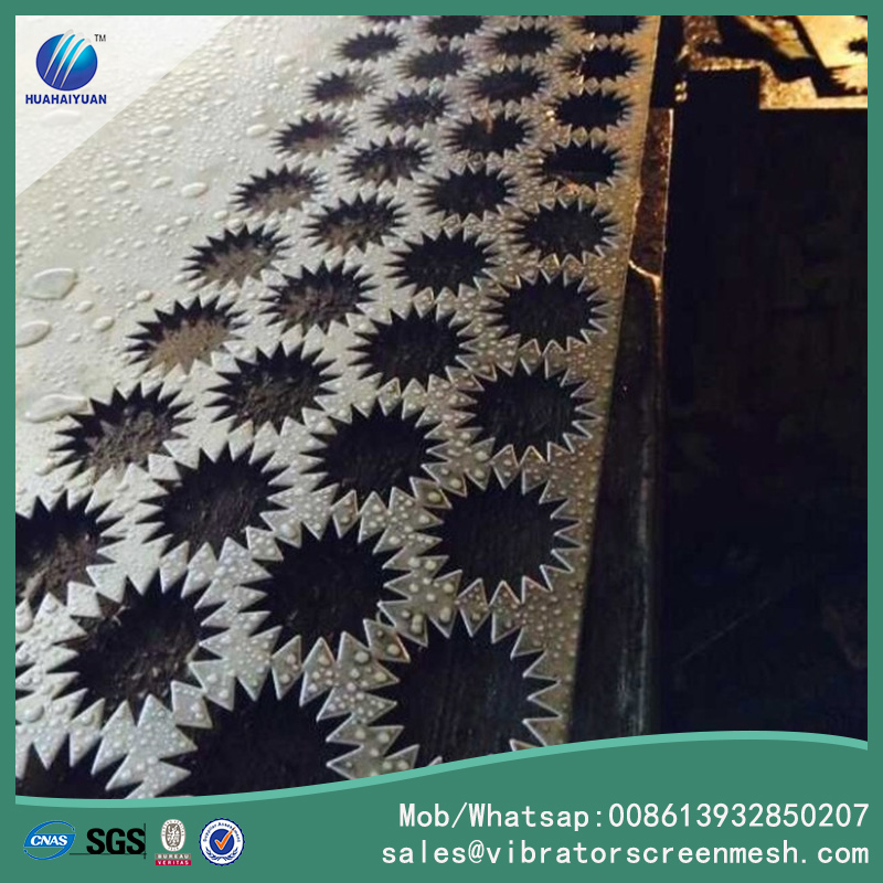 Galvnaized Perforated Metal