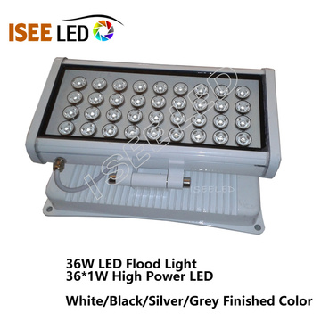 Multicolor Decoration DMX RGB Flood Light