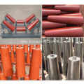 High Temperature Cheap Conveyor Belt Support Rollers